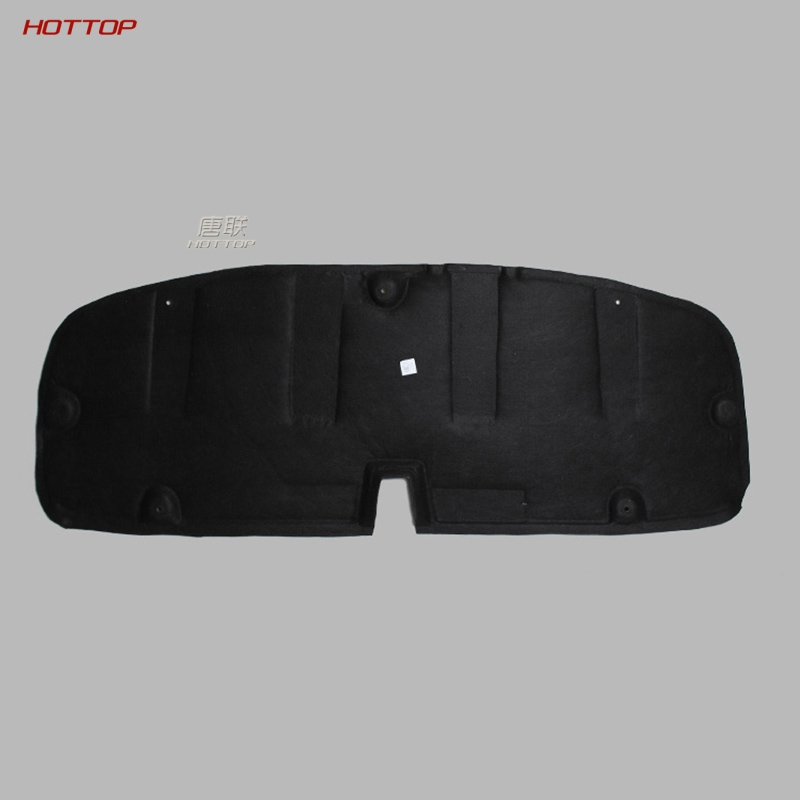 lowest price PET Black Front engine Anti-noise Sound Insulation Cotton Heat Closed Cell Foam for Toyota Corolla 2007-2013