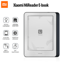 Xiaomi Mi Ebook Reader 1GB+16GB Android HD 6-inch WIFI bluetooth Electronic Ink Screen Tablet Electronic Paper E-book Type-C