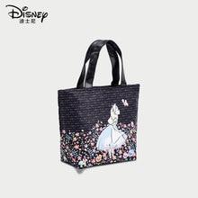 Disney Cute Lunch Box Bag Alice Large capacity Meal Bag With Rice Bag Womens Kids Portable Handbag Insulation Bag Travel Bag