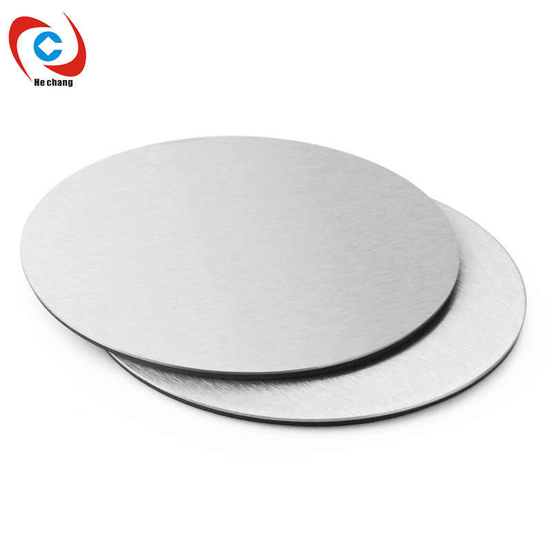 New Mono-Sheet Tape Stainless Steel round Coasters Metal Coaster Mat Creative Coasters European Heat Proof Mat