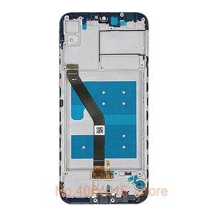 Image 5 - 6.09 Assembly Digitizer החלפת תצוגה עבור Huawei Y6s 2019 LCD JAT L29 JAT L41 JAT LX1 JAT LX3 מגע מסך מסגרת זכוכית