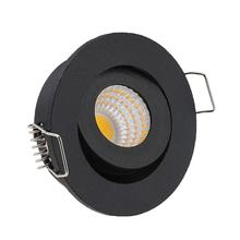 IP65 MINI Recessed LED Waterproof Dimmable COB Downlight Outdoor 3W AC90 260V/DC12V LED Ceiling Spot Light LED Ceiling Lights