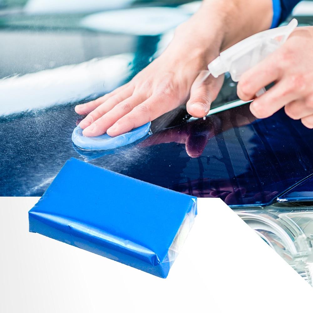 1Piece Car Wash Magic Clay Bar 100g Super Auto Detailing Clean Tools Magic Mud Car Cleaner Clean Clay Car