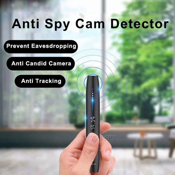 Limited At A Low Price-Anti Hidden Camera Detector Pen RF Signal Eavesdropping Cam Spy Gadgets Wireless GSM GPS Audio Bug Finder 1