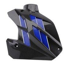Для YAMAHA NVX155 Aerox155 Мотоциклетный Бак для Воды крышка радиатора Защитная защита NVX Aerox 155 аксессуары для мотоциклов и скутеров