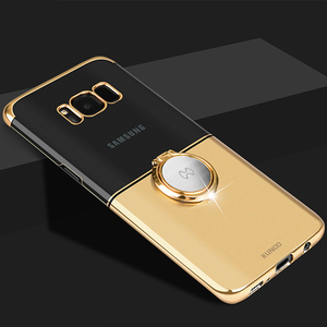 Image 2 - For Samsung Galaxy S8+ Case чехол Xundd Luxury Finger Ring Buckle Holder Cover for Samsung S9 Case for Samsung Note 9