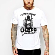 Camiseta el chapo guzman sinaloa cartel gangster sicario mexicano hitman narco t