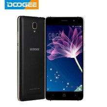 DOOGEE X10s teléfonos móviles de 5,0 pulgadas IPS 1GB 8GB Android6.0 teléfono inteligente Dual SIM MTK6580 1,3 GHz 5.0MP 3360mAH WCDMA GSM teléfono móvil