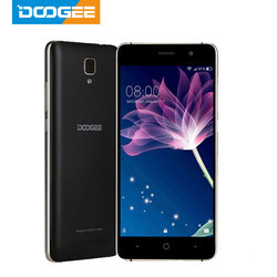 DOOGEE X10s 携帯電話 5.0 インチの ips 1 ギガバイト 8 ギガバイト Android6.0 スマート電話デュアル SIM MTK6580 1.3 2.4ghz 5.0MP 3360mAH WCDMA GSM 携帯電話