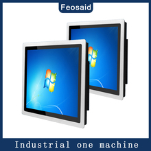 15 inch Embedded industrial capacitive touch computer 4G RAM 32G SSD core i5,15
