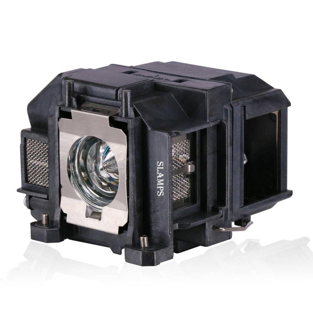 EB-S02 EB-S11 EB-S12 EB-W12 EB-W16 EB-X02 EB-X12 EB-X14 EX3210 H494C Лампа для проектора ELPLP67 для EPSON EB-X14G EH-TW550