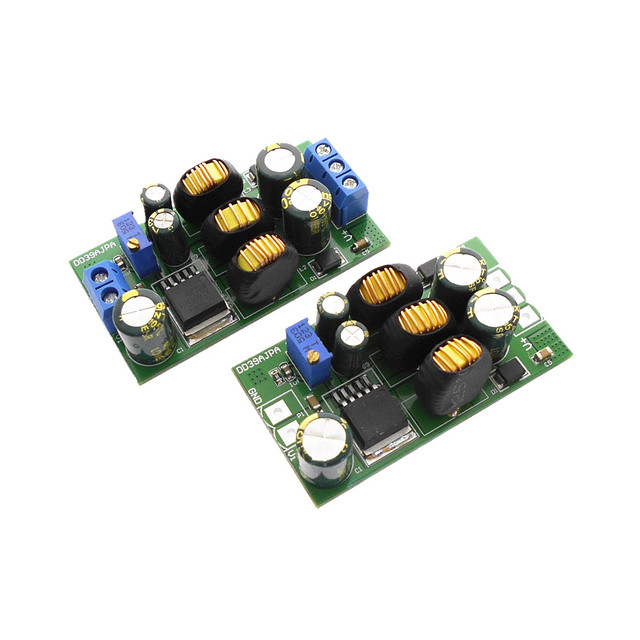 DD39AJPA 20W +  5V 6V 9V 10V 12V 15V 24V Positive & Negative Dual Output Power Supply DC DC Step up Boost Buck Converter module