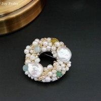 Original Baroque style pearl brooch / Temperament / wholesale dropshipping