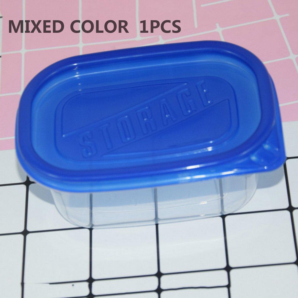 280ML Seal Box Cosmetic Organizer Storage Container Organizer Box For Light Clay Foam Slime Mud