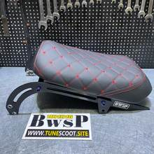 Seat For RUCKUS GY6 5ML With Frame