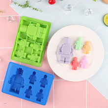 Silicone Ice Cake Mold Cookie Chocolate Cooking Baking Pastry Tool Kitchen Gadgets Accessories Supplies Stuff Products(China)