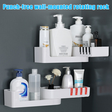 Shower Caddy Shelf Bath Rack Storage Holder Organizer Rotatable for Bathroom Corner _WK вентилятор для корпуса titan tfd 9225h12zp ke rb 90x90x25 4pin 5 23db 120g винты extreme silent rtl