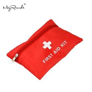 Водонепроницаемый мини-набор для путешествий, для автомобиля, первая помощь, для дома, маленькая медицинская коробка, комплект для аварийного выживания