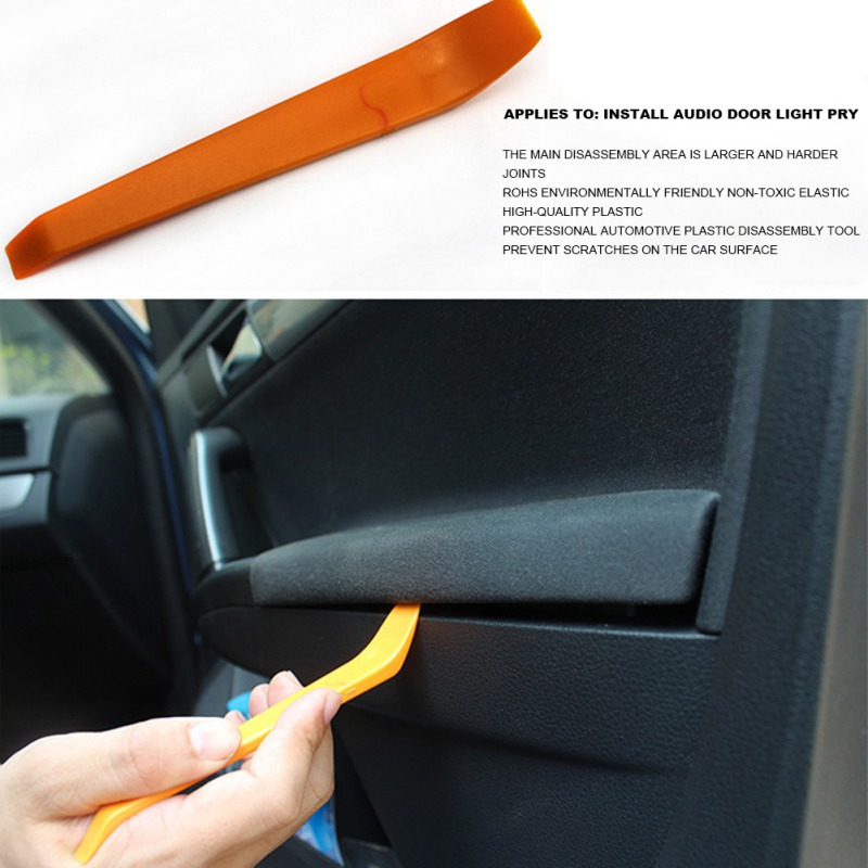Car Disassembly And Assembly Tools Audio CD Interior Door Panel Modification Rocker Tool Installation Maintenance Tools 4-piece