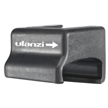 HOT Ulanzi OA 8 Microphone Bracket Adapter for DJI OSMO ACTION Cage Case Sports Camera Vlog Cold Shoe Adapter Converter Extend M
