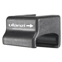 חם Ulanzi OA 8 מיקרופון סוגר מתאם עבור DJI אוסמו פעולה כלוב מקרה ספורט מצלמה Vlog קר נעל מתאם ממיר להאריך M