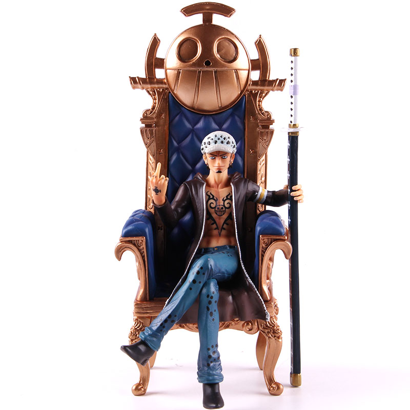 One Piece Trafalgar Law GK One Piece Figures PVC Action Figure Collectible Model Toy 1