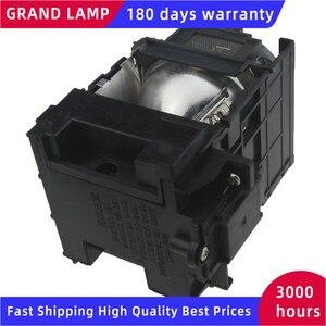 Image 3 - Совместимая прожекторная лампа NP06LP для NEC NP1150/NP1200/NP1250/NP3250W/NP2250/NP3150/NP3151W/NP3200/NP3250 с корпусом GRAND
