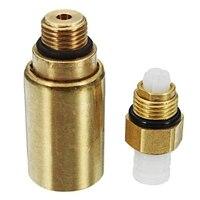 7l0616813b 1 pces suspensão apoio válvula de pressão de ar suspensão de ar válvula de pressão residual para audi q7 vw touareg porsche caye Válvulas e peças     -