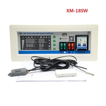 Android App system control XM-18SW full automatic egg incubator controller with high quality easy to operate