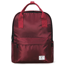 Wome Backpack Schoolbag For Teenager Girls Casual Lady Mochila Feminina 14 inch Laptop Bagpack Travel Back Pack Female Sac A Dos