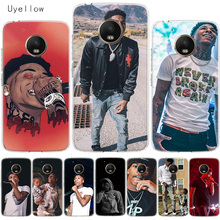 Uyellow YoungBoy Never Broke Again Lil Baby Cover For Motorola G4 G5 G5S G6 G7 E4 E5 Plus Play Phone Case Moto Power Capa