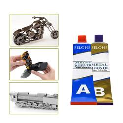 Adhesives Metal Repair Glue Super Glue Iron Fillers Steel Car Radiator Water Tank Sealants Special Leakage Plugging Welding Glue