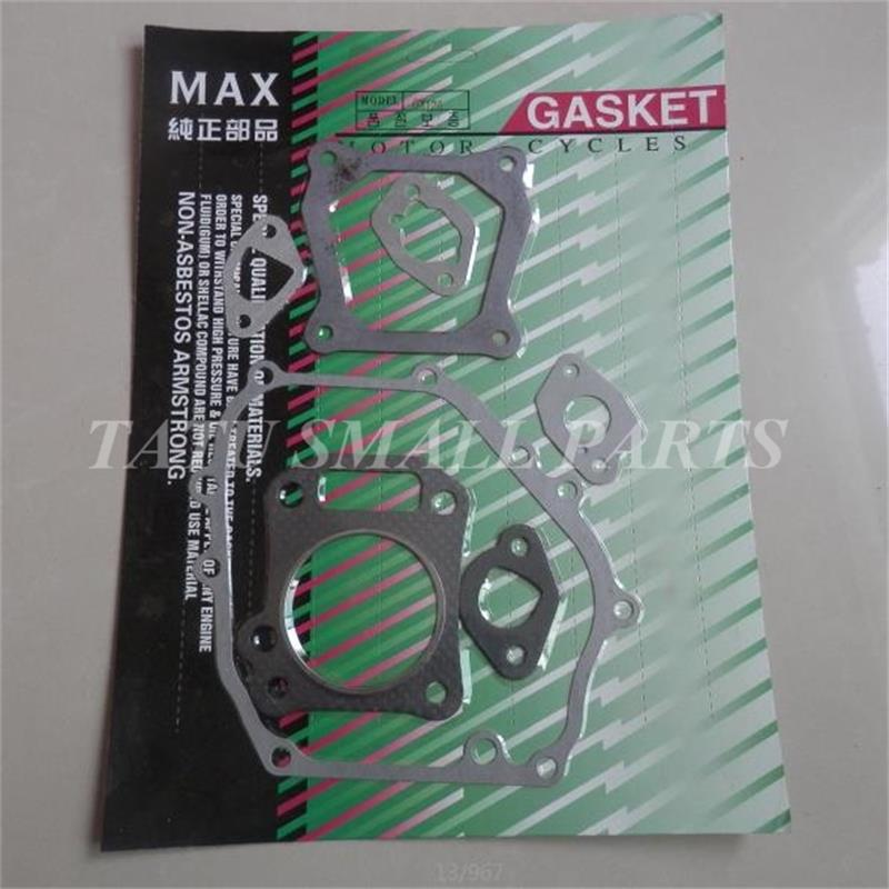 GX120 GASKET SETS FOR HONDA GX110 CYLINDER MUFFLER CARBURETOR CRANK CASE AIR FILTER INTAKE COMPLETE GASKETS FREE SHIPPING