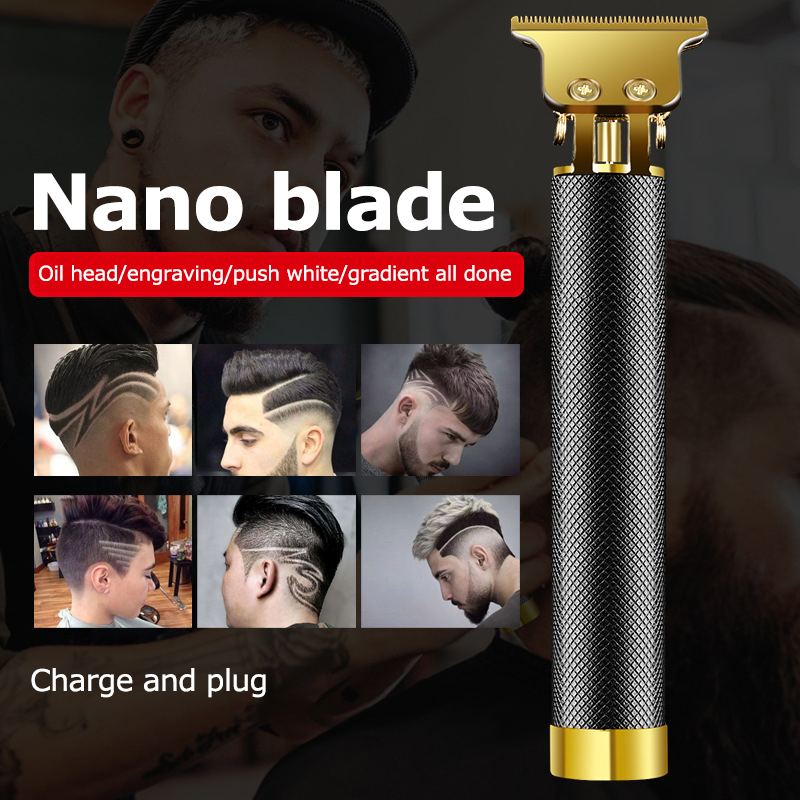 Electric Hair Clipper Rechargeable Shaver Beard trimmer Professional Hair Trimmer Cordless Men Hair Cutting Machine Beard razo 3