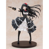 23cm Japanese anime figure DATE A LIVE 30th anniversay Tokisaki Kurumi action figure Nightmare collectible model toys for boys 4