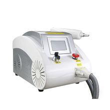 Машина для красоты 1064nm 532nm 1320nm nd yag лазерная машина