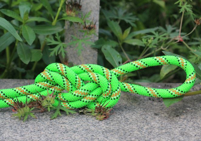 30M/Roll 11MM Dynamic Rope Rock Climbing Rope Single Rope With CE Certificated