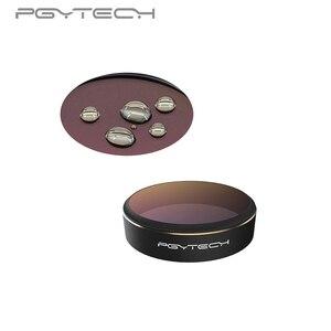 Image 2 - Phantom 4 PRO Filtro de lente PGYTECH MCUV CPL ND4/8/16/32/64 HD lentes filtros Kit accesorios para DJI Phantom 4 PRO Drone Quadcopter