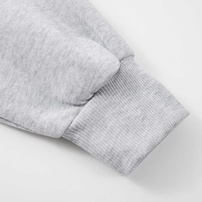 Marka Streetwear bluza z kapturem męska Hip Hop z kapturem solidna Slim Fit swobodna, z kapturem męskie bluzy z kapturem bluzy Asian Size