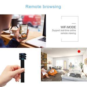 Image 5 - 1080P Mini caméra Wifi HD wifi P2P TF enregistrement vidéo détection de mouvement télécommande caméra de sécurité vision nocturne cachée TF