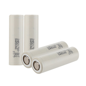 Image 3 - 2pcs 3.7V 21700 3100mah 35A פריקה עבור Samsung INR21700 30T ליתיום כוח נייד IMR סוללה עבור צעצוע E  סיגריה לפיד פנס ect