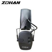 Тактические электронные наушники для стрельбы с защитой от шума