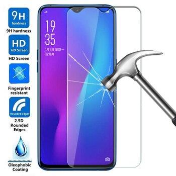 Перейти на Алиэкспресс и купить Закаленное стекло для OPPO A1k A5s K3 A5 A9 2020 Realme 3 5 Pro 3i C2 стеклянная Защитная пленка для экрана