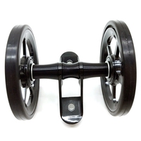 Ultralight 70G Bicycle Fender Easywheels for Brompton Folding Bike Rear Fender|fenders| |  -