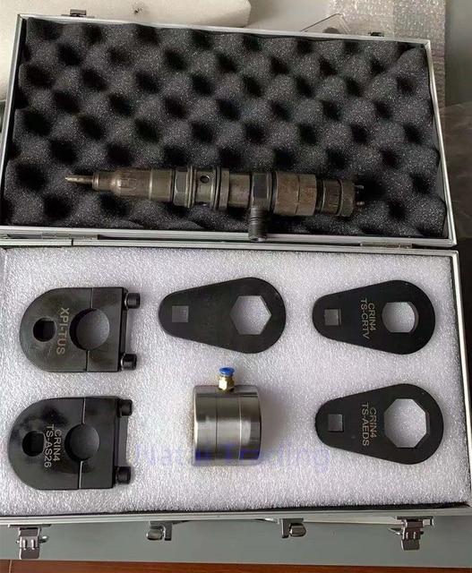 สำหรับ Bosch ดีเซล Common Rail Injector ถอดชุดเครื่องมือ,CRIN4 หัวฉีดถอดชุดเครื่องมือ