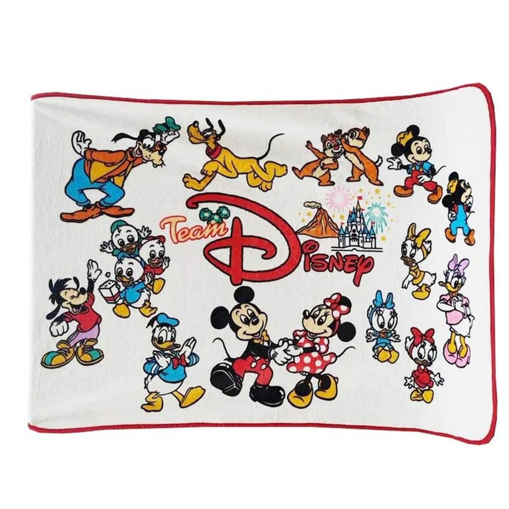 Disney kinder Winnie the pooh Flanell Decke Mickey Minnie maus decke baby dicke Kaschmir decke