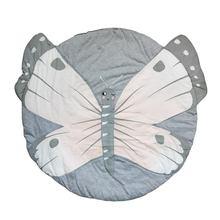 Kamimi детское Хлопковое одеяло для ползания детское постельное белье одеяло для детской коляски детское одеяло для ползания