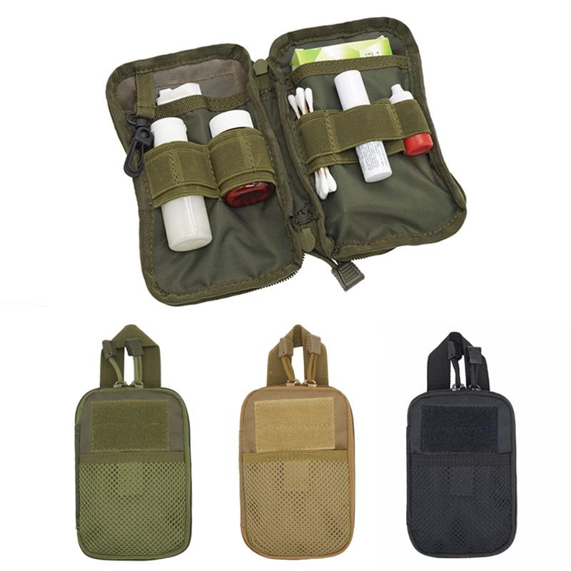 Vyriški taktiniai molio maišelio diržo juosmens pakuotės krepšys - Kempingai ir žygiai pėsčiomis - Nuotrauka 5