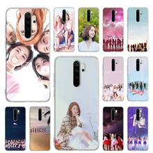 Girls Generation Silicone Case for Xiaomi Redmi Note 7 8 9 Pro Max 8T 9S 6 6A 7A 8A K20 K30 Pro Cover Shell Coque Huawei P30 silicone case for xiaomi redmi note 7 8 9 pro max 8t 9s 6 6a 7a 8a k20 k30 pro cover shell coque love death