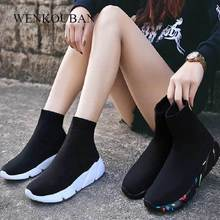 Sneakers For Women Vulcanized Shoes Fema